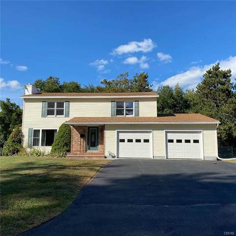 112 Colonial Drive, Cicero, NY 13212 (MLS #S1293625) :: Lore Real Estate Services