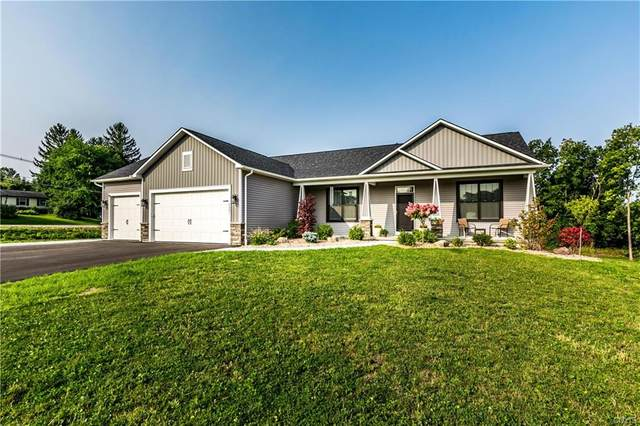 5001 Hallinan Drive, Onondaga, NY 13215 (MLS #S1294134) :: Lore Real Estate Services