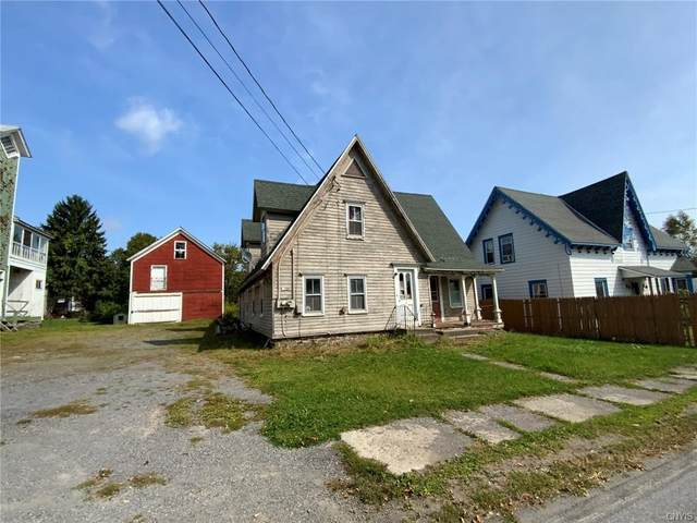 11281 E Center Street, Brookfield, NY 13364 (MLS #S1294664) :: BridgeView Real Estate Services