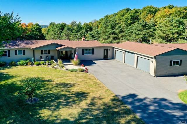 6815 Route 20, Pompey, NY 13138 (MLS #S1295723) :: Lore Real Estate Services