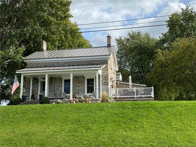381 Ross Road, Lisbon, NY 13669 (MLS #S1296101) :: Lore Real Estate Services