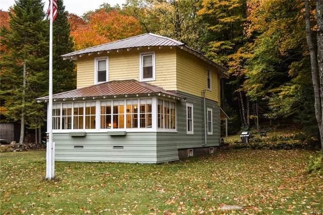 236 S Shore Road, Webb, NY 13420 (MLS #S1297081) :: BridgeView Real Estate Services
