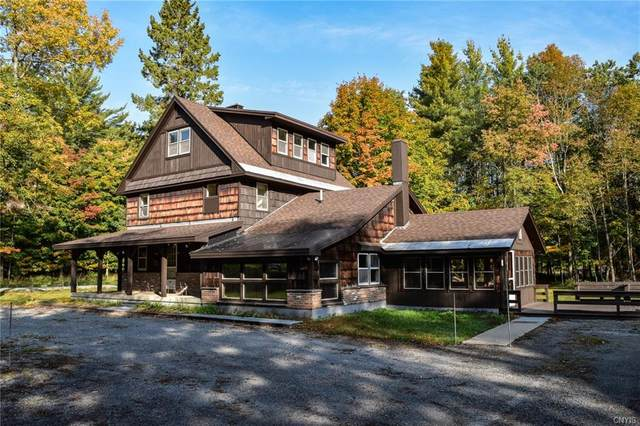 11820 Nys Route 28, Forestport, NY 13338 (MLS #S1297551) :: Robert PiazzaPalotto Sold Team