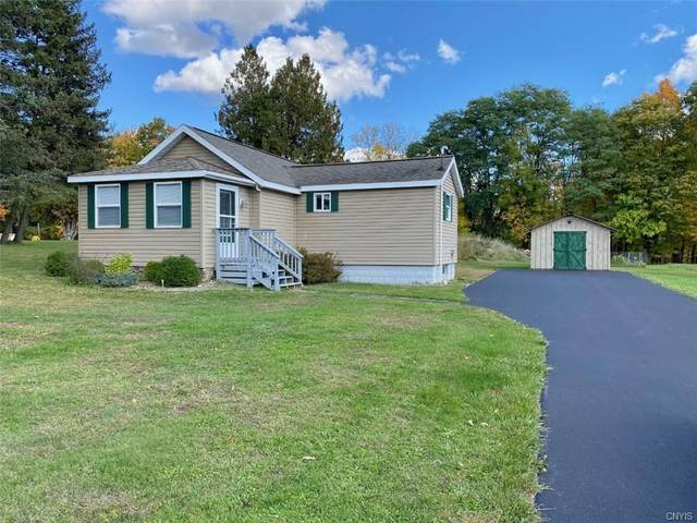 7648 E Lake Road, Vienna, NY 13123 (MLS #S1300957) :: Robert PiazzaPalotto Sold Team