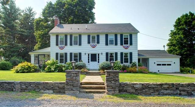 3863 State Route 90, Ledyard, NY 13160 (MLS #S1301220) :: BridgeView Real Estate Services