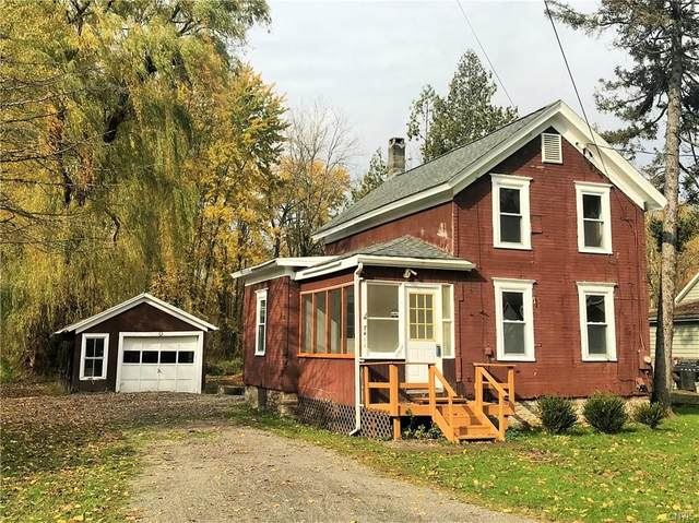 7411 Sandy Hatch Road, Sullivan, NY 13037 (MLS #S1302698) :: BridgeView Real Estate Services