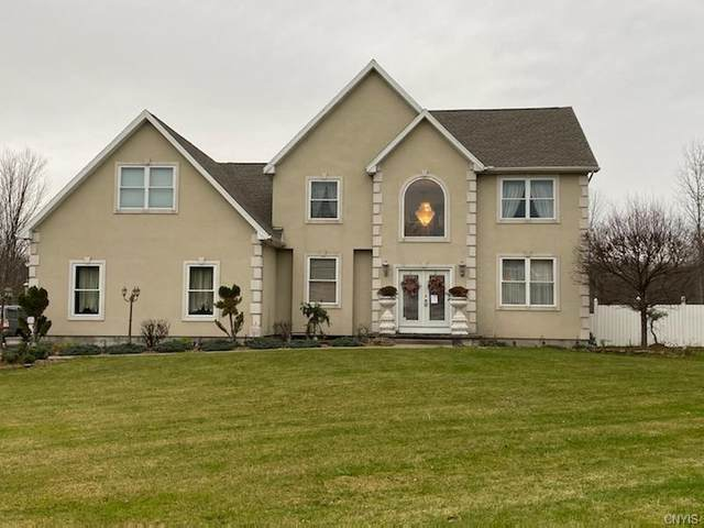 6239 Morris Road, Marcy, NY 13403 (MLS #S1305437) :: BridgeView Real Estate Services