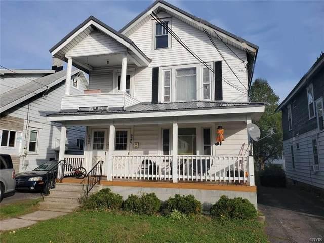 620-622 Helen Street, Syracuse, NY 13203 (MLS #S1305615) :: BridgeView Real Estate Services