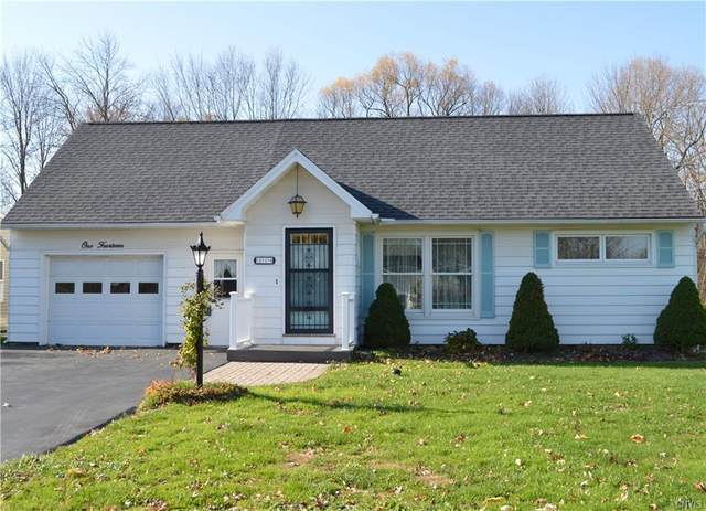 114 Savaria Drive, Geddes, NY 13209 (MLS #S1306021) :: BridgeView Real Estate Services
