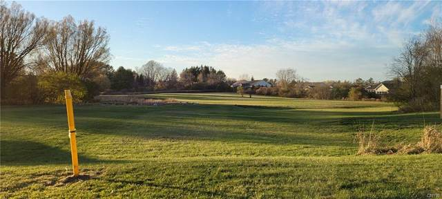 Lot 17 South Meadow Drive, Cazenovia, NY 13035 (MLS #S1306159) :: MyTown Realty