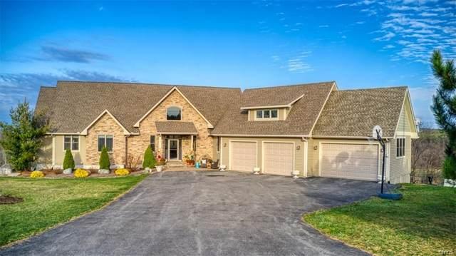 7779 Gates Road, Pompey, NY 13104 (MLS #S1307607) :: BridgeView Real Estate Services