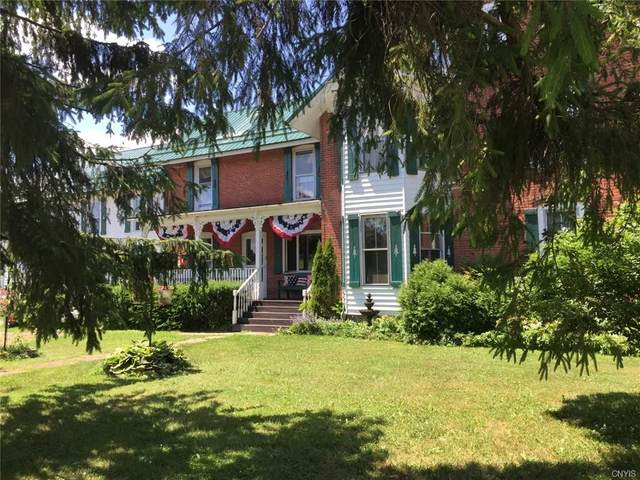 2007 Sand Hill Road, Moravia, NY 13118 (MLS #S1308762) :: Mary St.George | Keller Williams Gateway