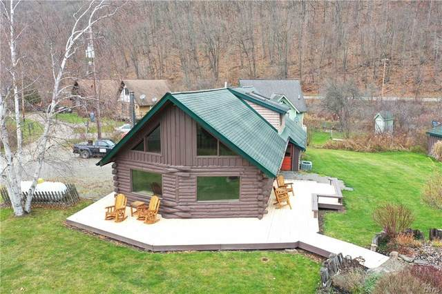 1 Fireside Drive, Grove, NY 14884 (MLS #S1309494) :: BridgeView Real Estate
