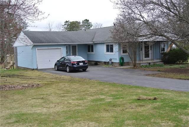 3993 Highland Avenue, Skaneateles, NY 13152 (MLS #S1310161) :: MyTown Realty