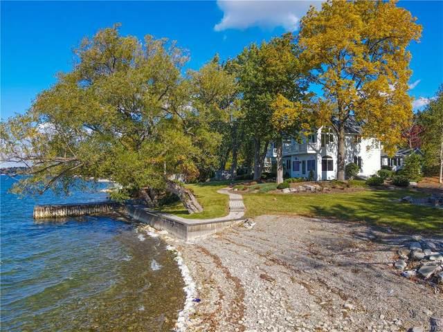3217 E Lake Road, Skaneateles, NY 13152 (MLS #S1312411) :: MyTown Realty