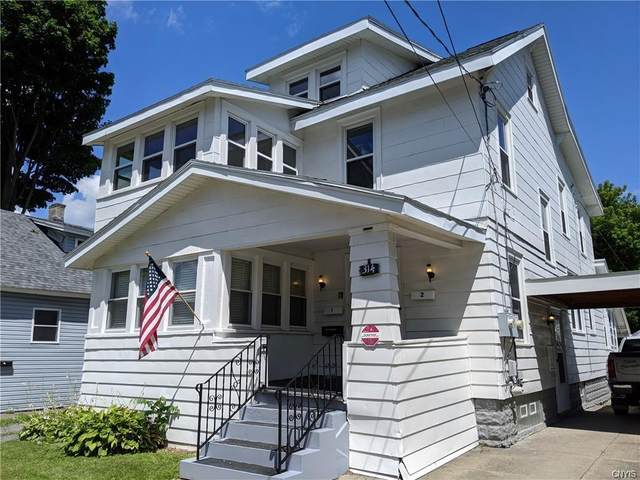 314 North Avenue, Syracuse, NY 13206 (MLS #S1313017) :: TLC Real Estate LLC