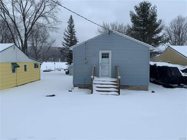 595 W Cottage Lane, De Ruyter, NY 13052 (MLS #S1313722) :: 716 Realty Group