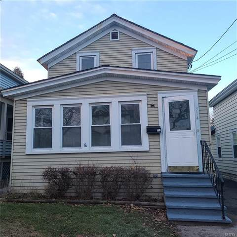 314 Schuyler Street, Syracuse, NY 13204 (MLS #S1314293) :: 716 Realty Group