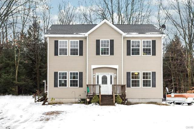 90 Marsden Road, Constantia, NY 13028 (MLS #S1315203) :: Mary St.George | Keller Williams Gateway