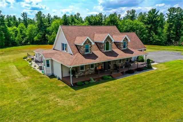 822 W Mahoney Road, Brasher, NY 13613 (MLS #S1315637) :: TLC Real Estate LLC