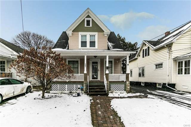 121 S Edwards Avenue Ava, Syracuse, NY 13206 (MLS #S1315964) :: TLC Real Estate LLC
