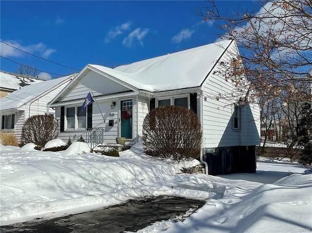 1325 Lancaster Avenue, Syracuse, NY 13210 (MLS #S1316633) :: MyTown Realty