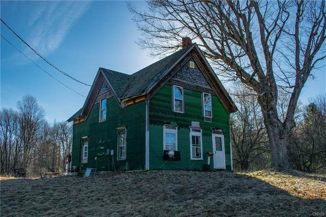 933 Oswegatchie Trail Road #935, Fine, NY 13690 (MLS #S1318919) :: Robert PiazzaPalotto Sold Team