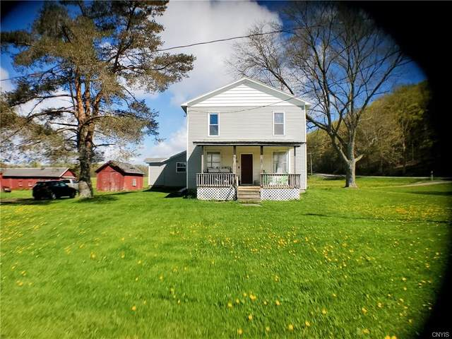 6523 State Route 41 Highway, Scott, NY 13077 (MLS #S1319458) :: Robert PiazzaPalotto Sold Team