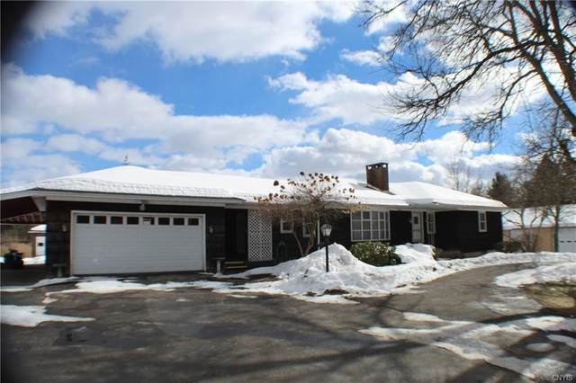 264 Pine Grove Road, Herkimer, NY 13350 (MLS #S1320679) :: BridgeView Real Estate Services