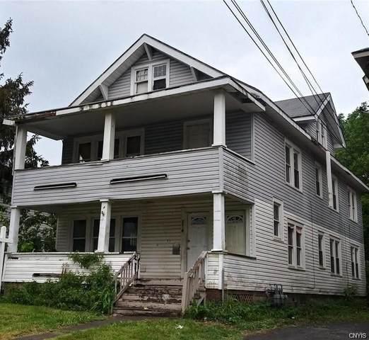 2616 Midland Avenue #18, Syracuse, NY 13205 (MLS #S1322152) :: TLC Real Estate LLC