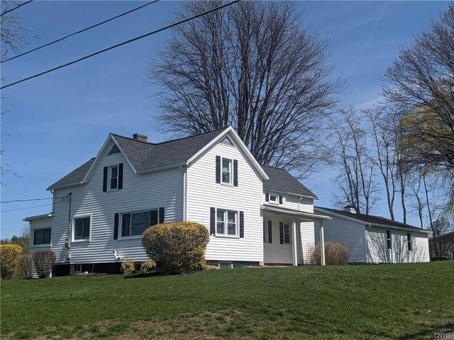 3129 Branche Road, Cape Vincent, NY 13618 (MLS #S1322447) :: Thousand Islands Realty