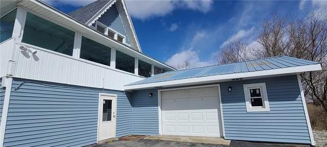 28654 Snug Harbor Drive, Cape Vincent, NY 13618 (MLS #S1324694) :: MyTown Realty