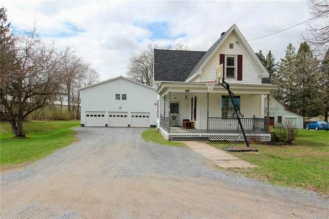 9683 School Street, Croghan, NY 13327 (MLS #S1324929) :: TLC Real Estate LLC