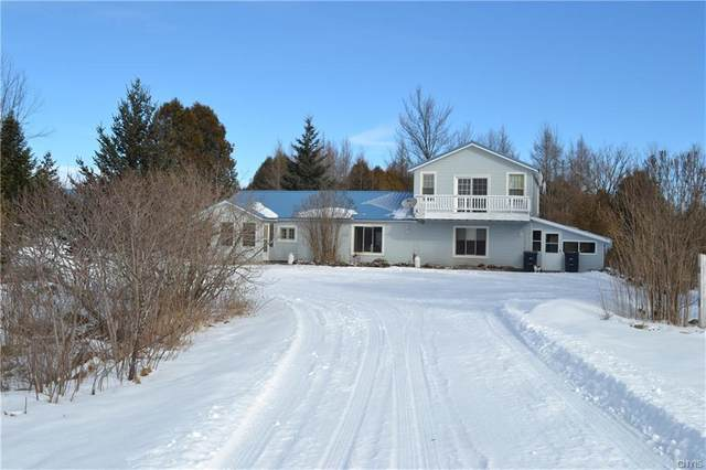 450 County Road 33, Waddington, NY 13694 (MLS #S1325038) :: MyTown Realty