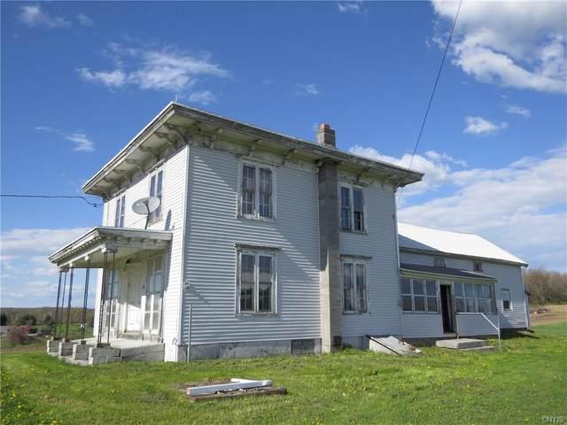 716 Mcshane Road, Springfield, NY 13439 (MLS #S1329752) :: Thousand Islands Realty