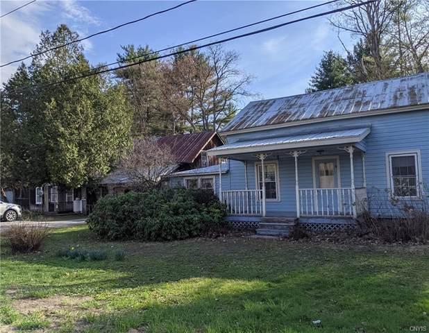 5805-5809 Greig Road, Greig, NY 13343 (MLS #S1330454) :: BridgeView Real Estate Services