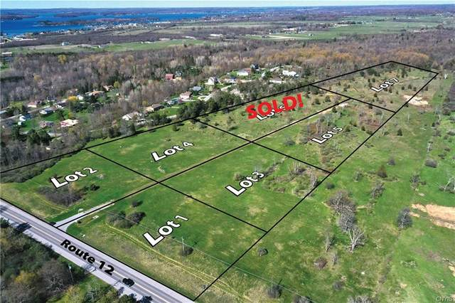 0-LOT 7 Nys Route 12, Clayton, NY 13624 (MLS #S1331993) :: BridgeView Real Estate Services