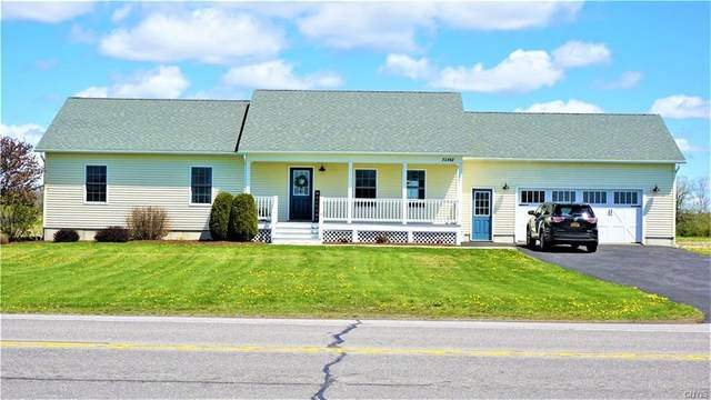 15861 State Route 12E, Brownville, NY 13634 (MLS #S1335073) :: Thousand Islands Realty