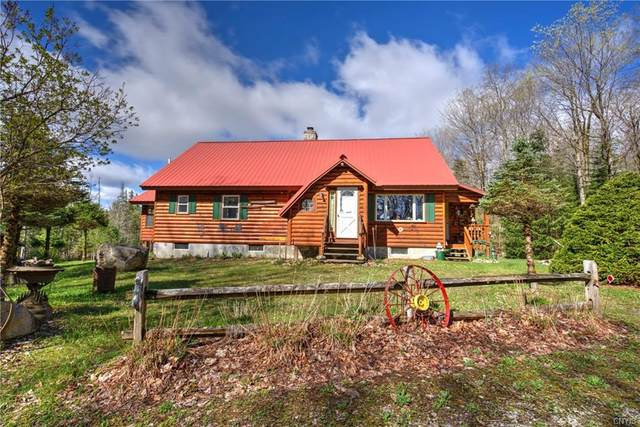 12011 State Route 28, Forestport, NY 13338 (MLS #S1335764) :: 716 Realty Group