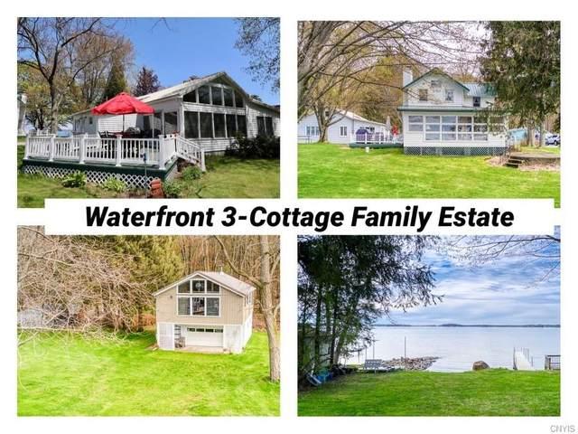 64 Wigwam Dr, Sandy Creek, NY 13142 (MLS #S1337186) :: 716 Realty Group