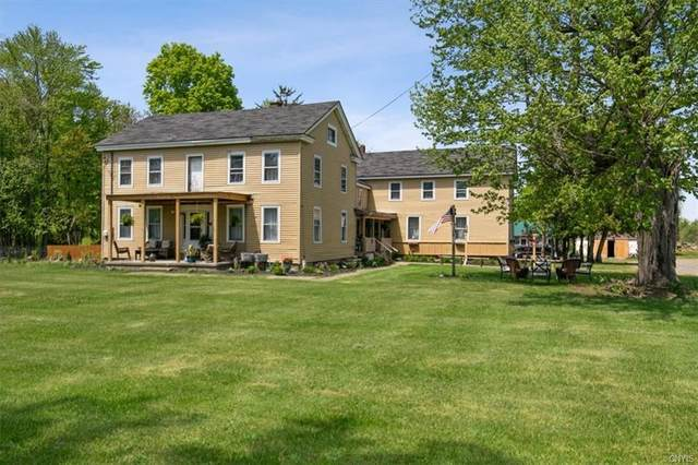 5725 Hoag Road, Rome-Outside, NY 13440 (MLS #S1337293) :: BridgeView Real Estate Services