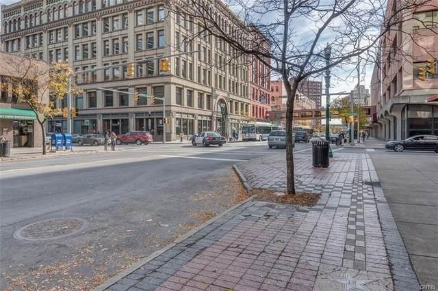108 W Jefferson Street #808, Syracuse, NY 13202 (MLS #S1338065) :: Robert PiazzaPalotto Sold Team