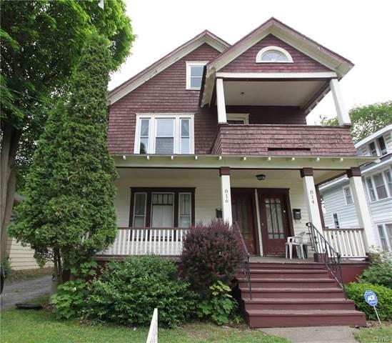 814 Seeley Road #16, Syracuse, NY 13224 (MLS #S1338491) :: Robert PiazzaPalotto Sold Team