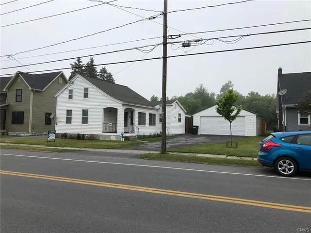 320 E Main Street, Brownville, NY 13615 (MLS #S1340600) :: Thousand Islands Realty