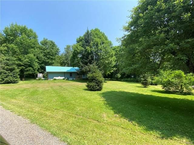 11205 Jones Road, Remsen, NY 13438 (MLS #S1341073) :: BridgeView Real Estate