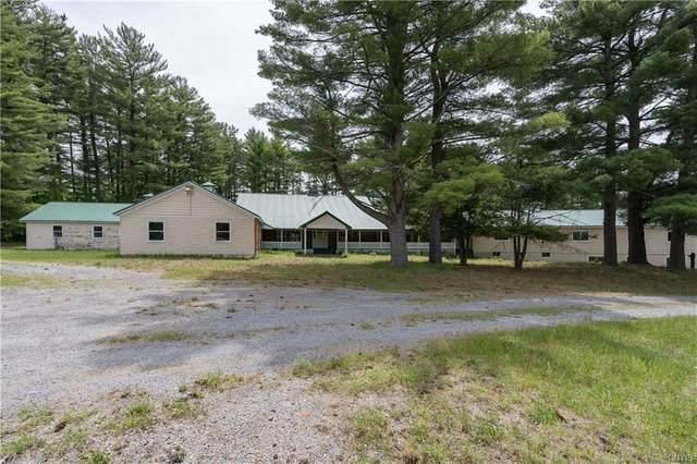 6196 Rudd Road, Greig, NY 13343 (MLS #S1341496) :: BridgeView Real Estate