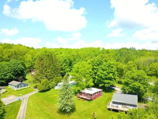 3554 N Lake Road, Nelson, NY 13061 (MLS #S1341836) :: Robert PiazzaPalotto Sold Team