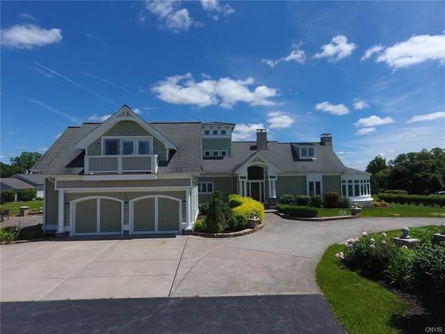 5455 W Lake Road, Fleming, NY 13021 (MLS #S1343829) :: Robert PiazzaPalotto Sold Team