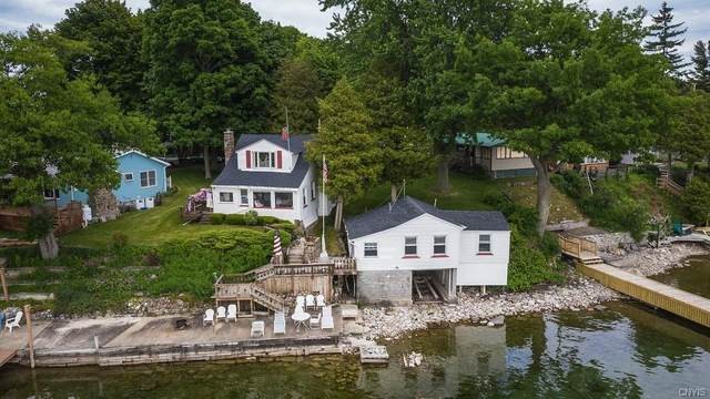 37037 Rock Beach Road N, Cape Vincent, NY 13624 (MLS #S1344182) :: Thousand Islands Realty