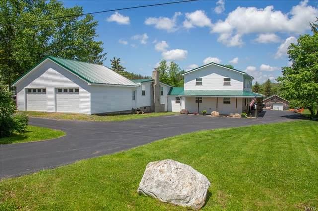 540 Bone Plain Road B, Dryden, NY 13068 (MLS #S1344197) :: Serota Real Estate LLC